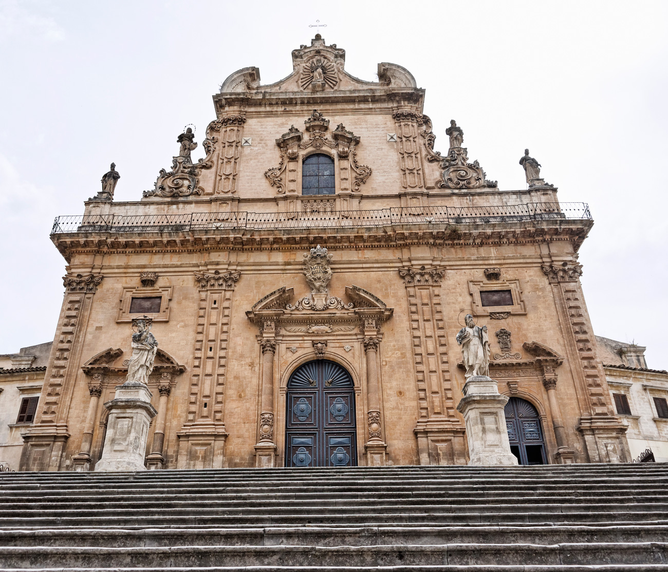 Modica - Church of San Pietro