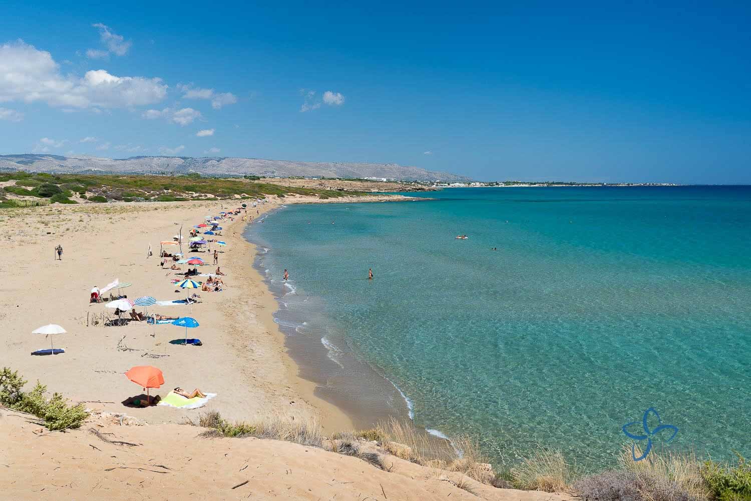 This Beautiful Beach Develops On The East Coast Of Sicily Inside Nature Reserve Vendicari Which Is Located Between Noto And Marzamemi