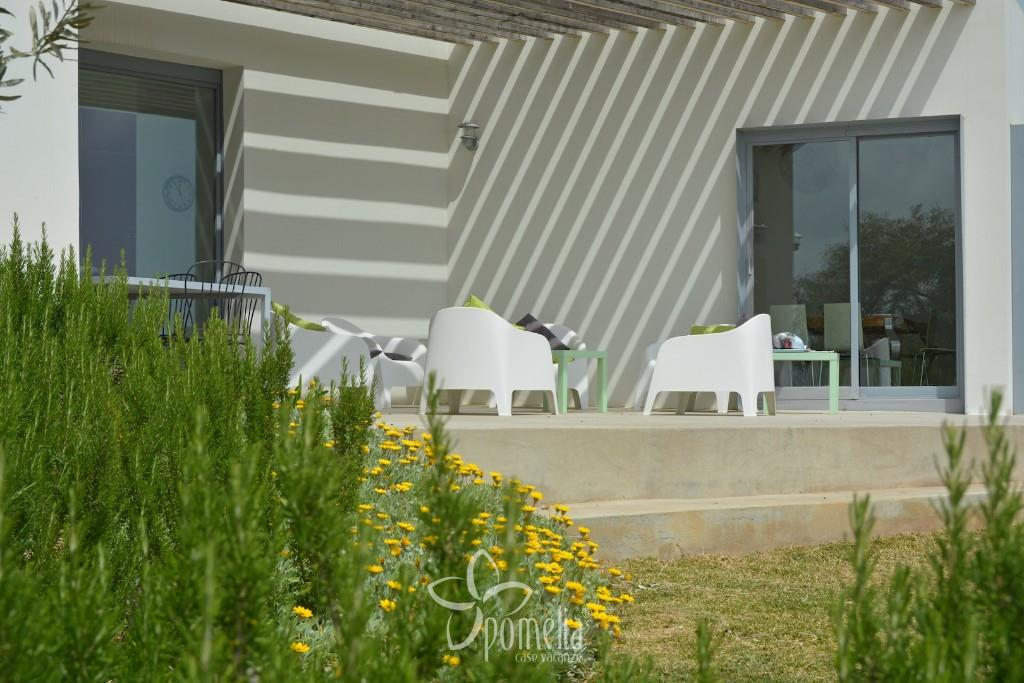 Cavaliere, villa with pool 2 km from Noto - Garden