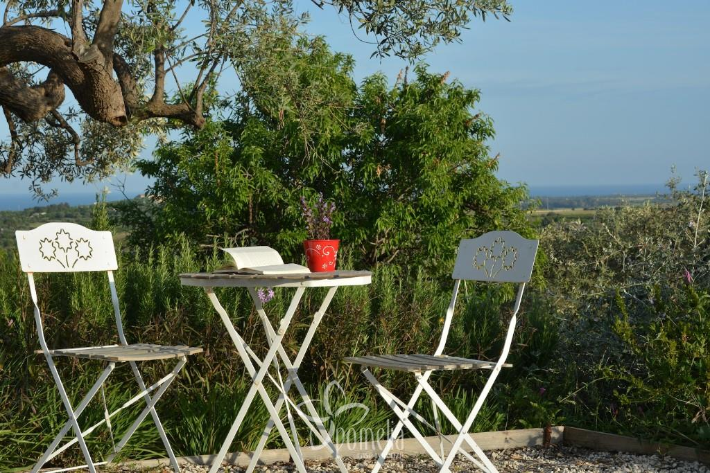 Cavaliere, villa with pool 2 km from Noto - Overview