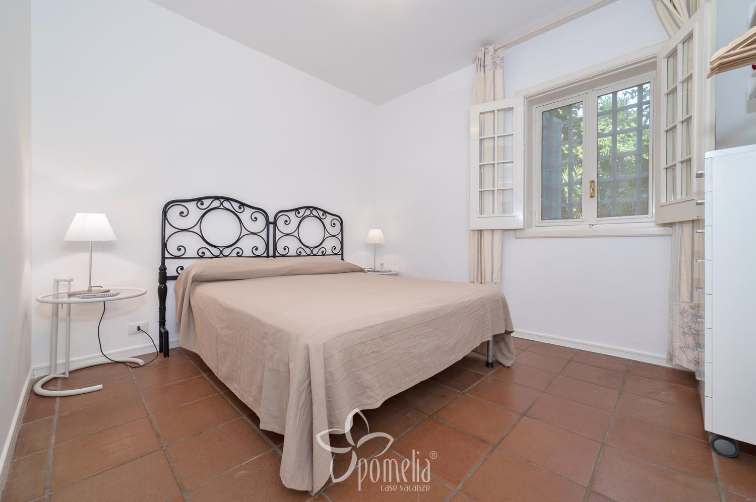 Elettra, seafront villa with beautiful view near Punta Secca - Double room