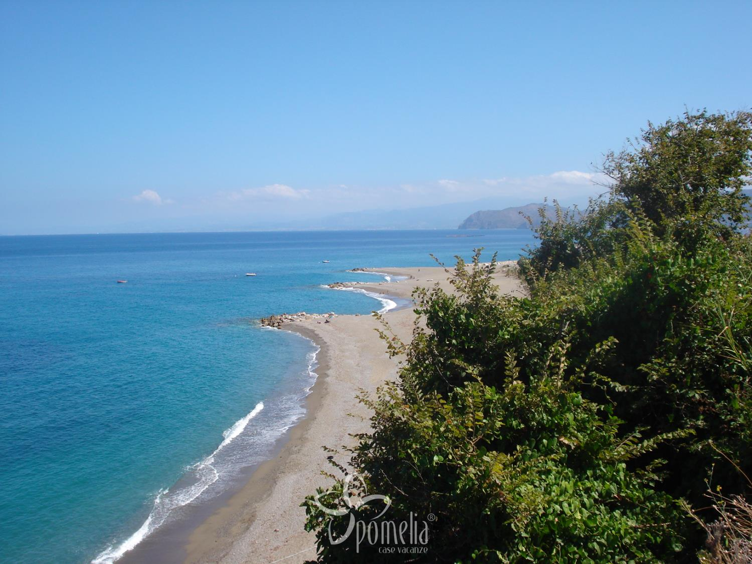 Marena, villa at 50 mt. from the beach in Gioisa Marea (Messina) - Beach
